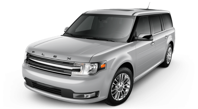 New 2019 Ford Flex SEL Crossover in Rye, NY